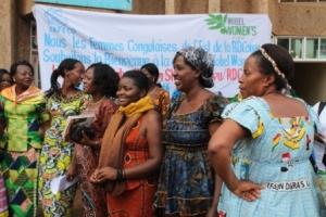 les femmes fortes congolaises